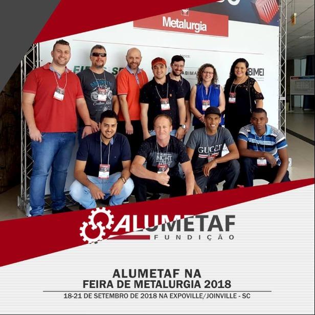 Metalurgia 2018 supera expectativas, devendo gerar R$ 350 milhões em negócios